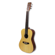 AF10 Travel Guitar - Solid Top Small Body Guitar