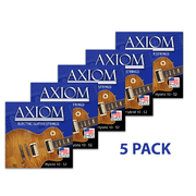 5 Pack - Electric Guitar Strings 10-52