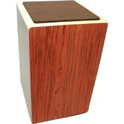 Cajon Drum - Dark Wood