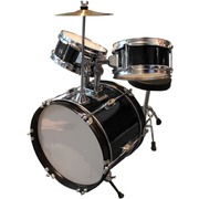 Childrens Drum Set - Black