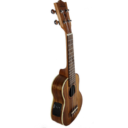 Alani Electric Concert Ukulele with Pickup
